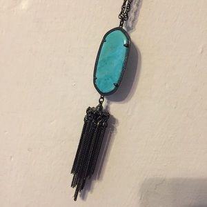 Kendra Scott Jewelry - Kendra Scott Rayne Long Pendant Necklace